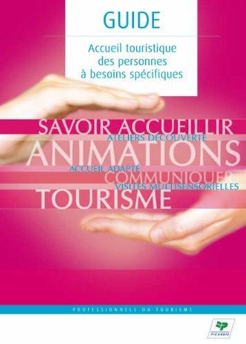 définitions - Tourisme & Handicap