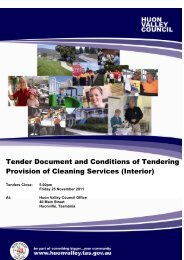 Tender Document and Conditions of Tendering Provision of ...