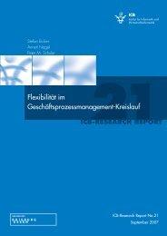 Flexibilität im Geschäftsprozessmanagement-Kreislauf (1.0 MB)