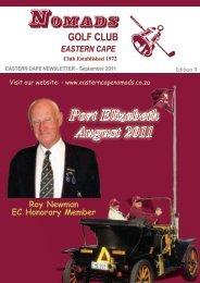 Nomads September2011.pdf - Eastern Cape