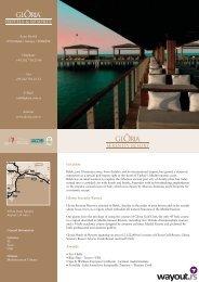HOTELS & RESORTS SERENITY RESORT - Wayout