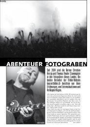 Abenteuer Fotograben: Christian Herzig und Thomas Reufer ... - Loop