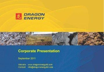 Corporate Presentation - ABN Newswire