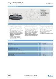 Logamatic 2107/2107 M 6015 - Buderus