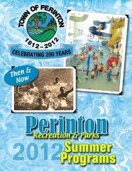 Recreation & Parks - Perinton