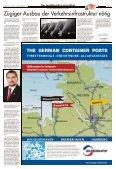 Der JadeWeserPort ist eröffnet - Wilhelmshavener Zeitung - Seite 7