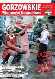 GWS NR 07-08 / 2009 - Gorzów