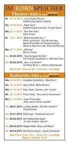 Theaterspielplan - Stadt Wels - Seite 2