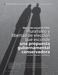 Pluralismo y libertad de elección que esconde ... - Revista Docencia