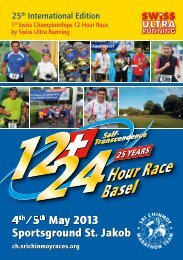May 2013 Sportsground St. Jakob - Sri Chinmoy Marathon Team ...