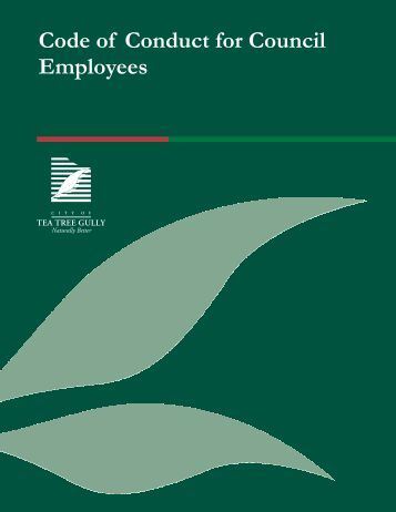 code of conduct for employees pdf