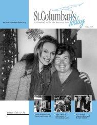 SC Newsletter-Spring 09 - St. Columban's on the Lake Retirement ...