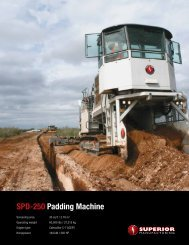 SPD-250 Padding Machine - Worldwide Machinery