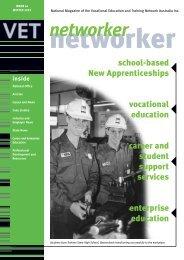 VET Networker#2 - VETnetwork Australia