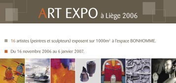 catalogue ARTEXPO - Liege demain.be