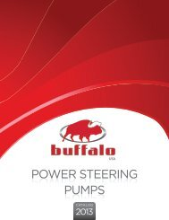 power steering pump catalog - All World, Inc.