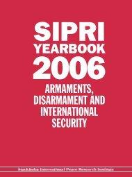 2006 - SIPRI