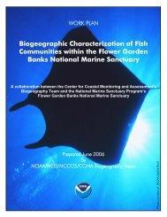 Biogeographic Characterization of Fish Communities within the ...