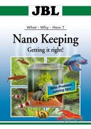The Nano Aquarium