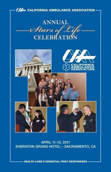 Program - California Ambulance Association