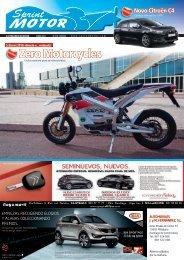 Zero Motorcycles - Sprint Motor