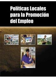 Políticas e instrumentos municipales para la promoción del ...
