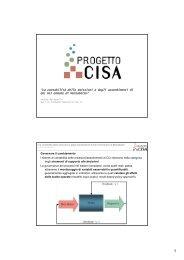 Come si calcolano le emissioni e gli assorbimenti - Centro CISA