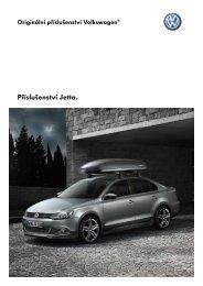 Příslušenství Jetta. - Volkswagen