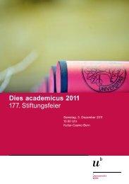Dies academicus 2011 177. Stiftungsfeier