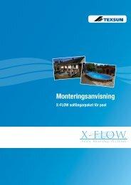 Monteringsanvisning - Nordiska Kvalitetspooler