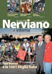 Anno II - Numero 3 Ottobre 2008 - Comune di Nerviano