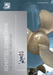 S C H O T T E L C O M B I D R IVE - Schottel GmbH