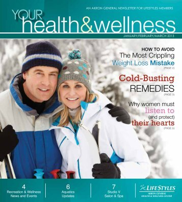 Cold-Busting REMEDIES - Akron General Medical Center