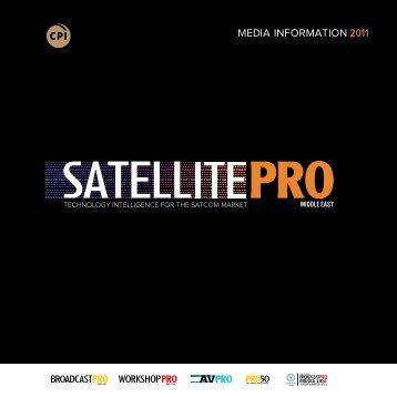 media information 2011 - Broadcastpro Middle East