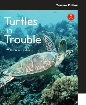 TE Turtles in Trouble pages
