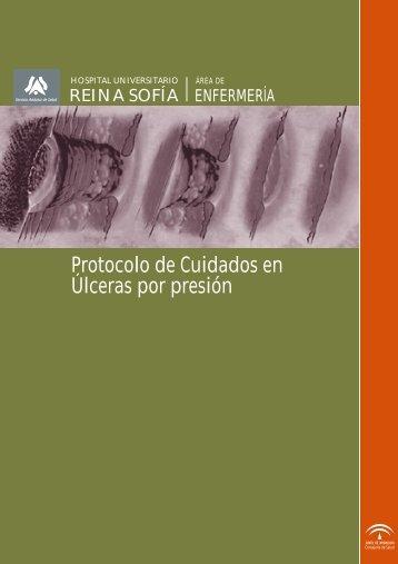 Protocolo de Cuidados en Úlceras por presión - Infogerontologia.com