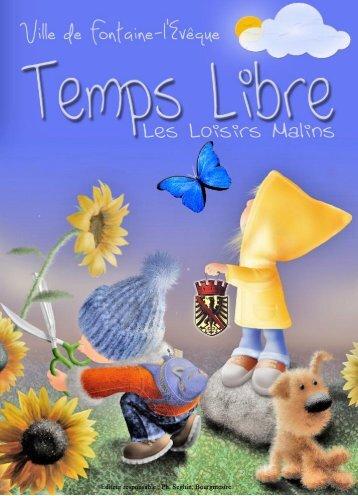Temps libre 2012 - Fontaine-L'Evêque