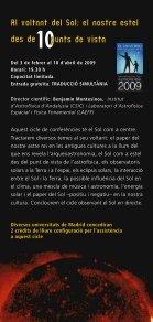 """Al voltant del Sol - Obra Social """"la Caixa"""" - Page 2"""