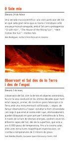 """Al voltant del Sol - Obra Social """"la Caixa"""" - Page 5"""