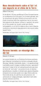 """Al voltant del Sol - Obra Social """"la Caixa"""" - Page 6"""