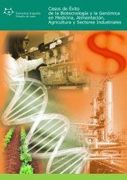 Casos de Éxito de la Biotecnología y la Genómica en ... - ICONO