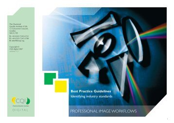 Download pdf of Version 3 - Chartered Quality Institute