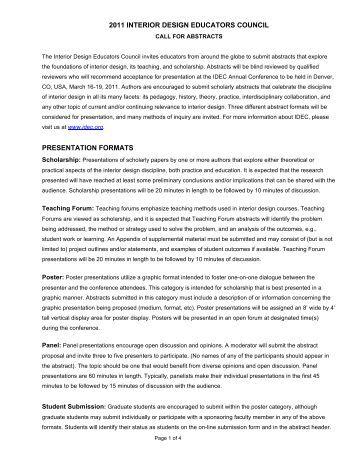 Towards Sustainable Interior Design Education In Egypt