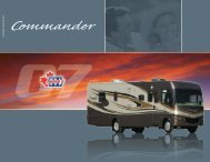 2007 Commander Brochure - Rvguidebook.com