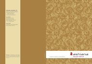 Brochure Anantara A4 a Final - Ashiana Housing