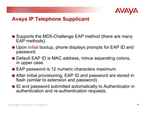 Avaya Phone Default Password