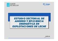estudio sectorial de ahorro y eficiencia energética en explotaciones ...
