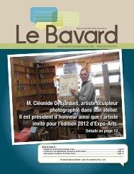 Octobre 2012 - Sainte-Claire