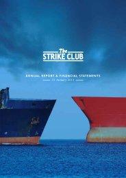 PDF document - The Strike Club
