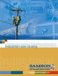 Industrial Rope - Wesco Industries Ltd.